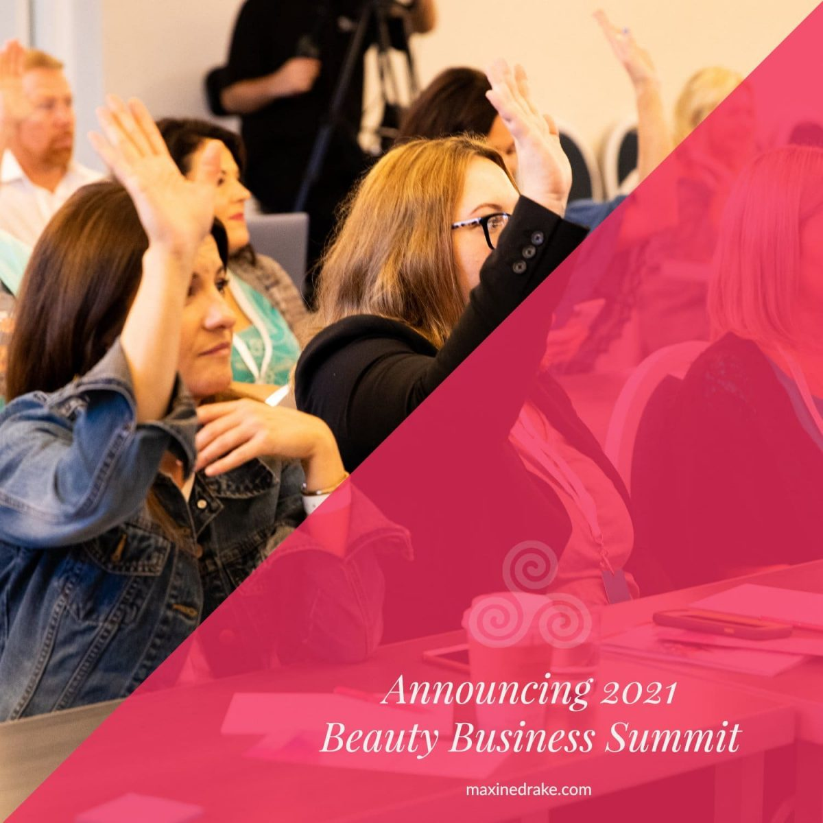 nnouncing the 2021 beauty business summit