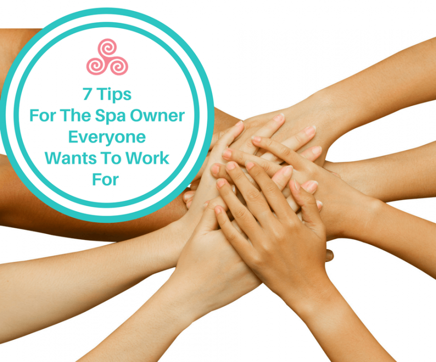 Leading a successful team in your spa business