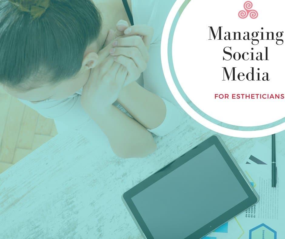 social media estheticians