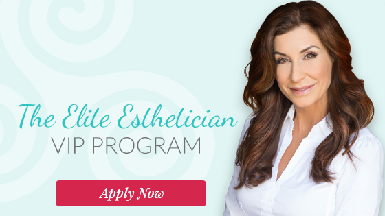 Elite Esthetician Coaching Program application image
