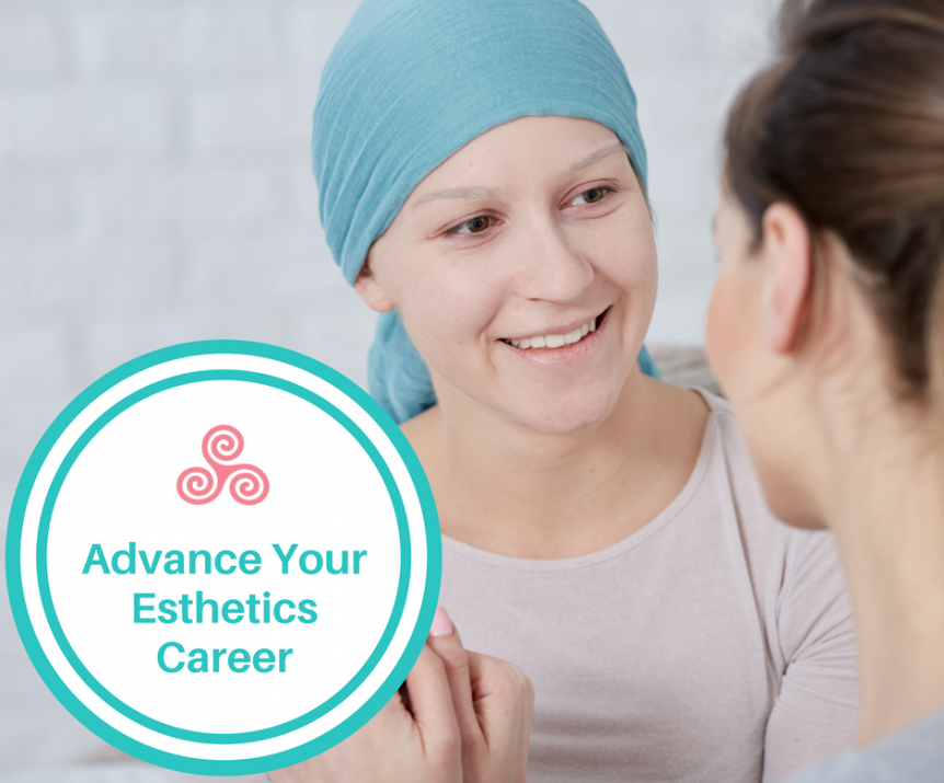 Oncology Trained esthetician. Oncology Esthetics