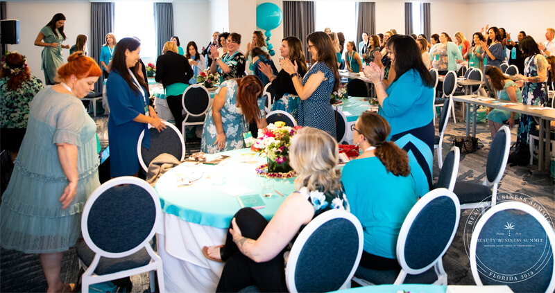 Beauty Business Summit - Making Connections