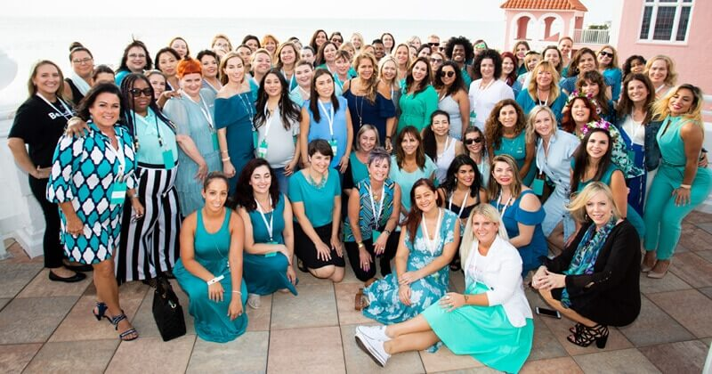 2019 Beauty Business Summit Group Photo