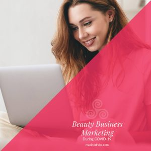 beauty business marketing during covid-19