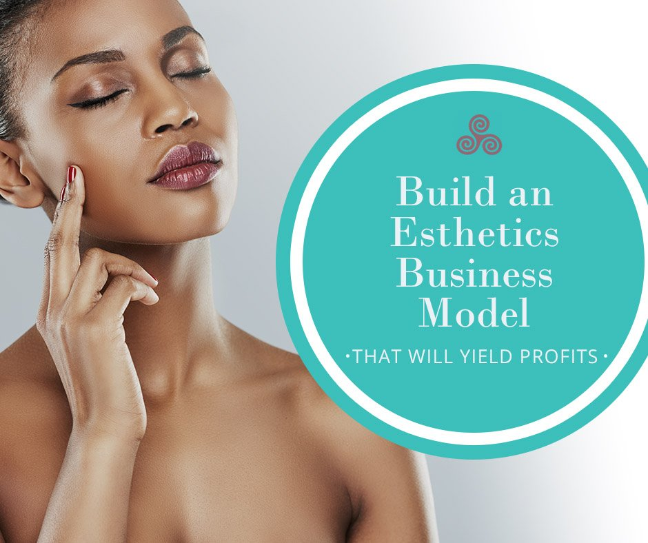 esthetician business model